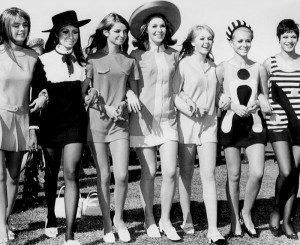 Мода 70-х Стиль семидесятых