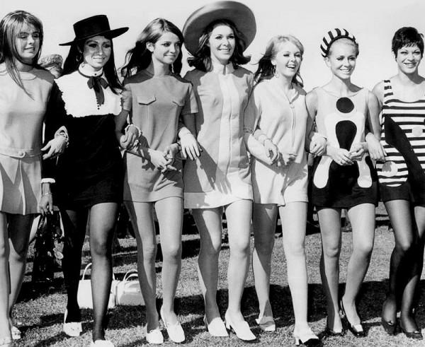 Мода 70-х. Десятилетие «дурного вкуса» / Fashion LooK - свежий ...