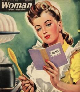 Женщины готовят