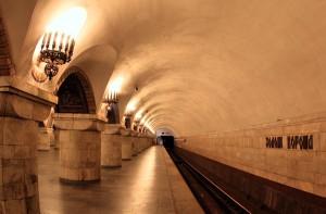 киевское метро станция Золотые ворота
